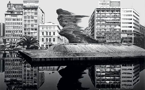 Poet of Sculpture – Costas Varotsos
