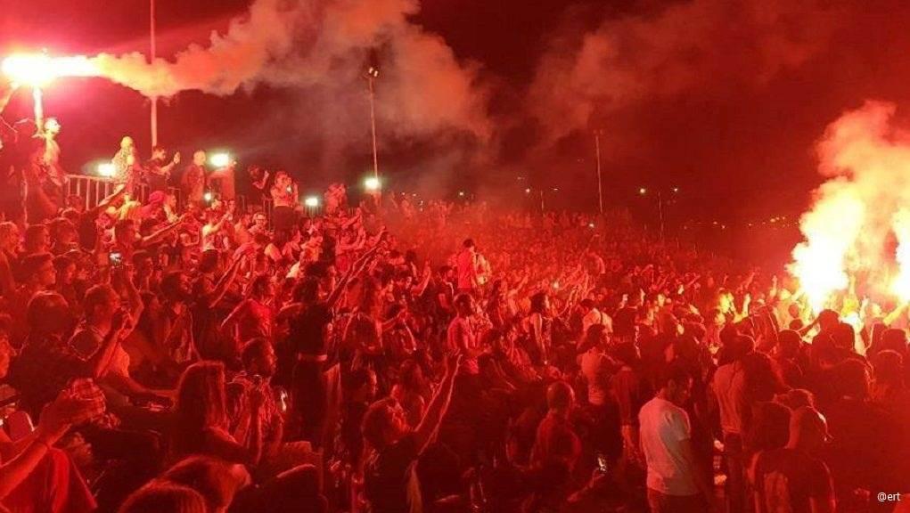 Festival stin Thalassa