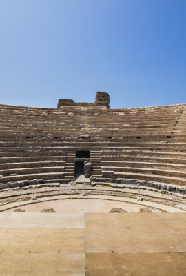 the ancient theaters of epirus tour image