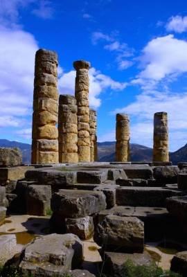Delphi Iera Chora tour image