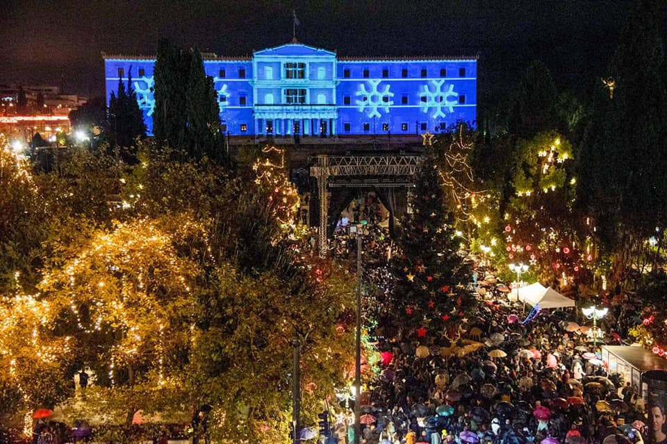 10 Ways to Make the Most of Athens this Christmas