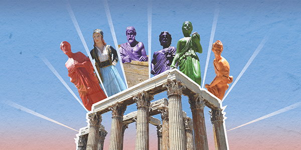6 Facts & Figures About the Temple of Olympieion You Probably Never Knew