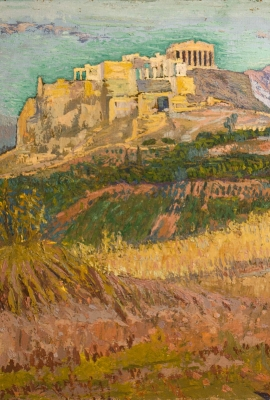 Great Artworks from Rhodes Museum of Modern Art main