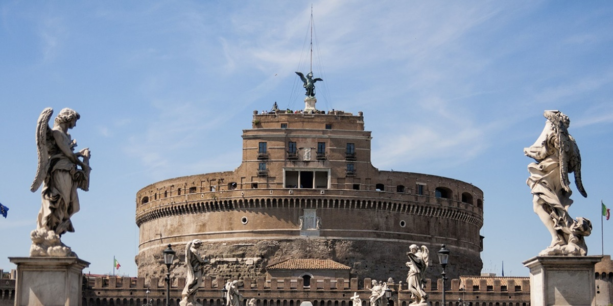 Castel Sant'Angelo: One Monument Many Histories