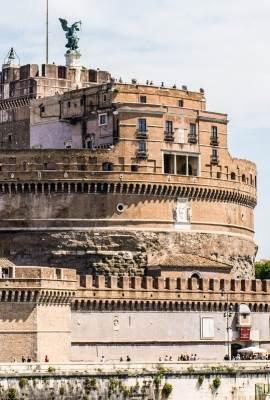 Castel SantAngelo tour