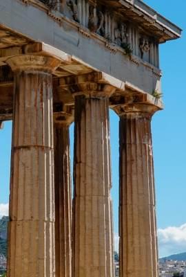 ancient agora stl tour image