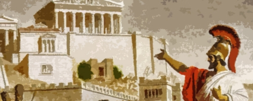 the birth of democracy header