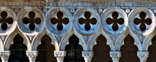 The Doges Palace tour header