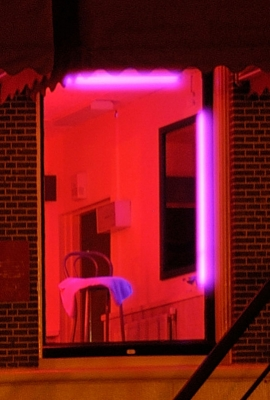 De Wallen: The Red Light District tour