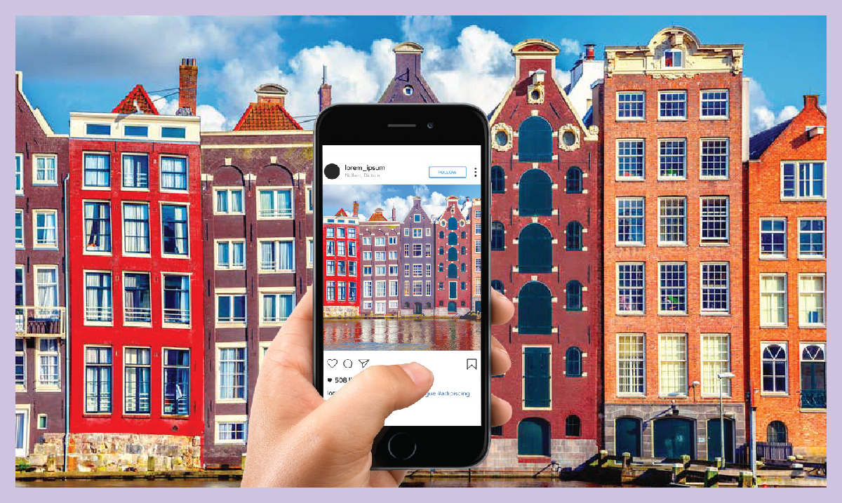 Discover the top 10 Instagrammable Places in Amsterdam