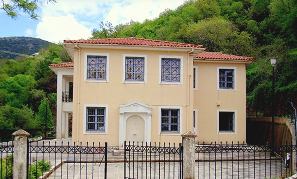 Public Historical Library of Andritsaina A Rare Library in the Peloponnese_04