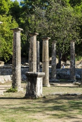 Olympia: The most beautiful place in Greece - tour image
