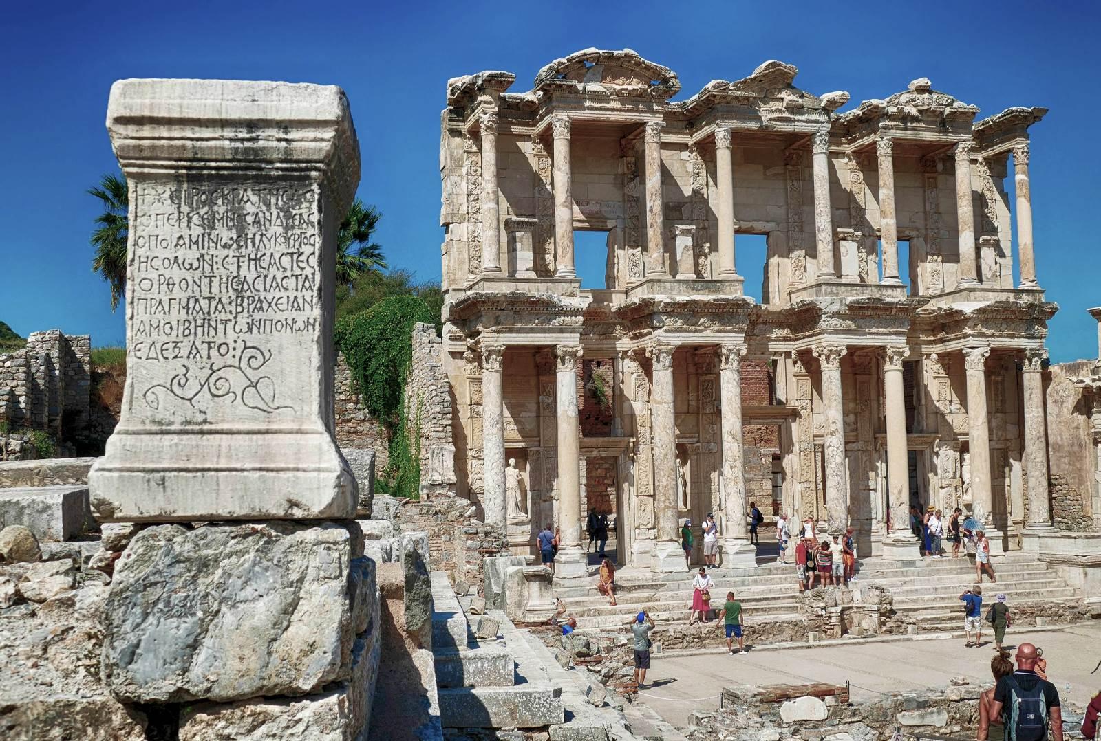 Ephesus: the pearl of Anatolia