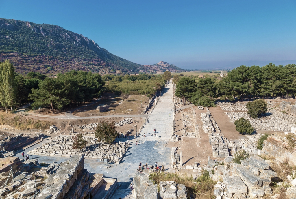 Ephesus: the Ancient Pearl of the Mediterranean.1