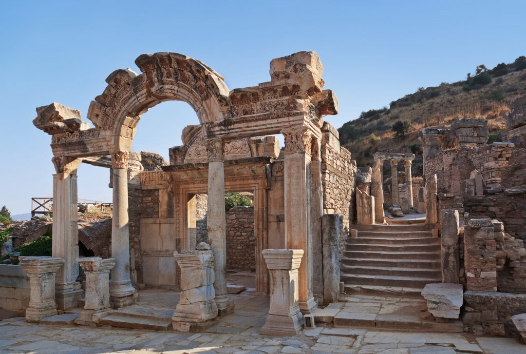 Ephesus: the Ancient Pearl of the Mediterranean.4