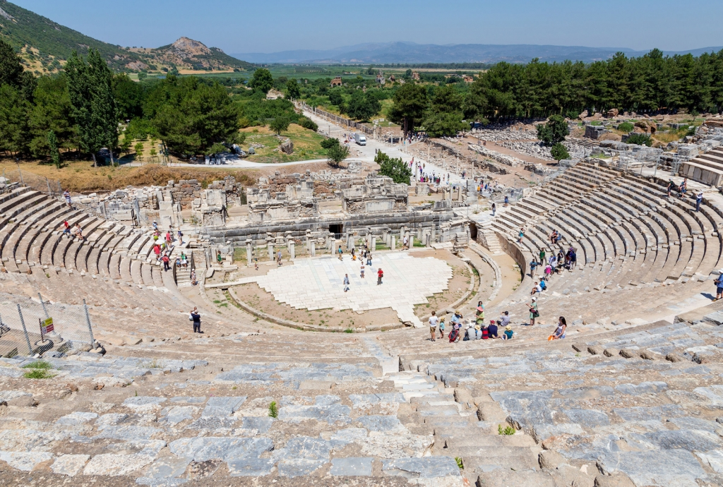 Ephesus: the Ancient Pearl of the Mediterranean.3