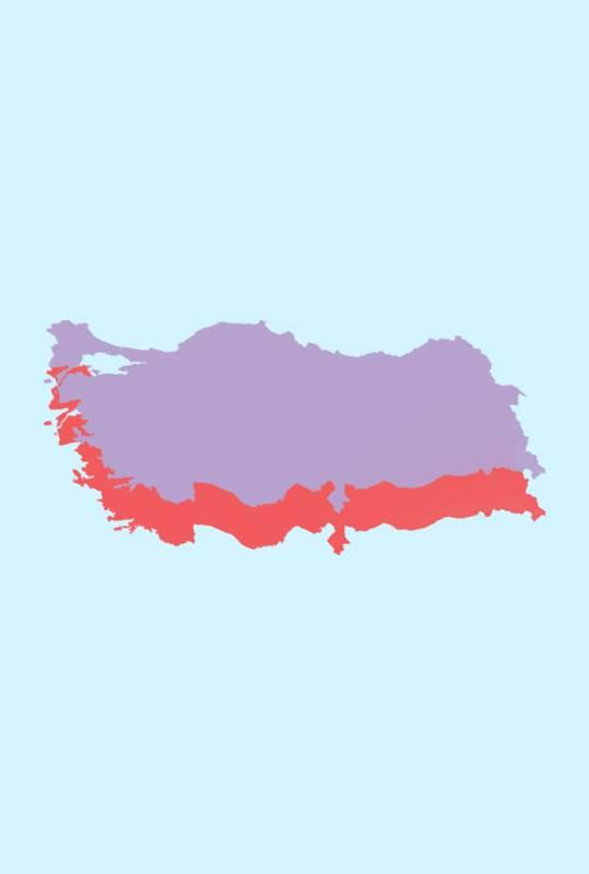 Tour Destination Turkey