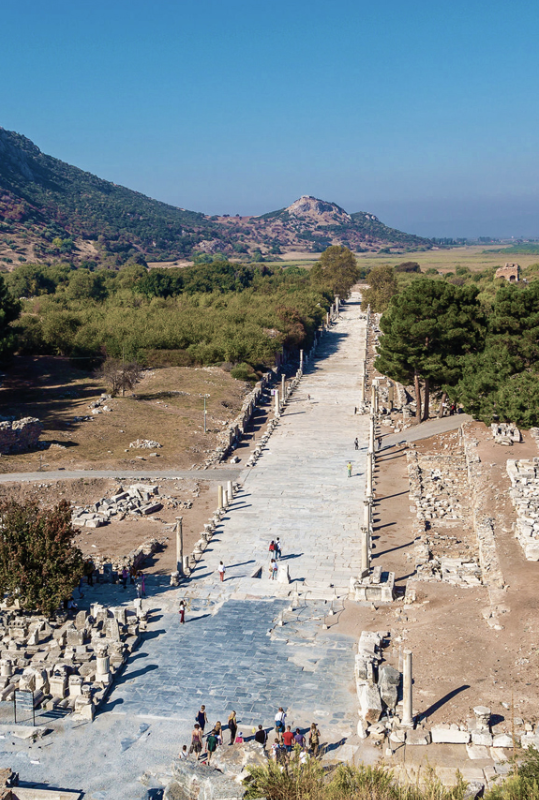 Ephesus Destination