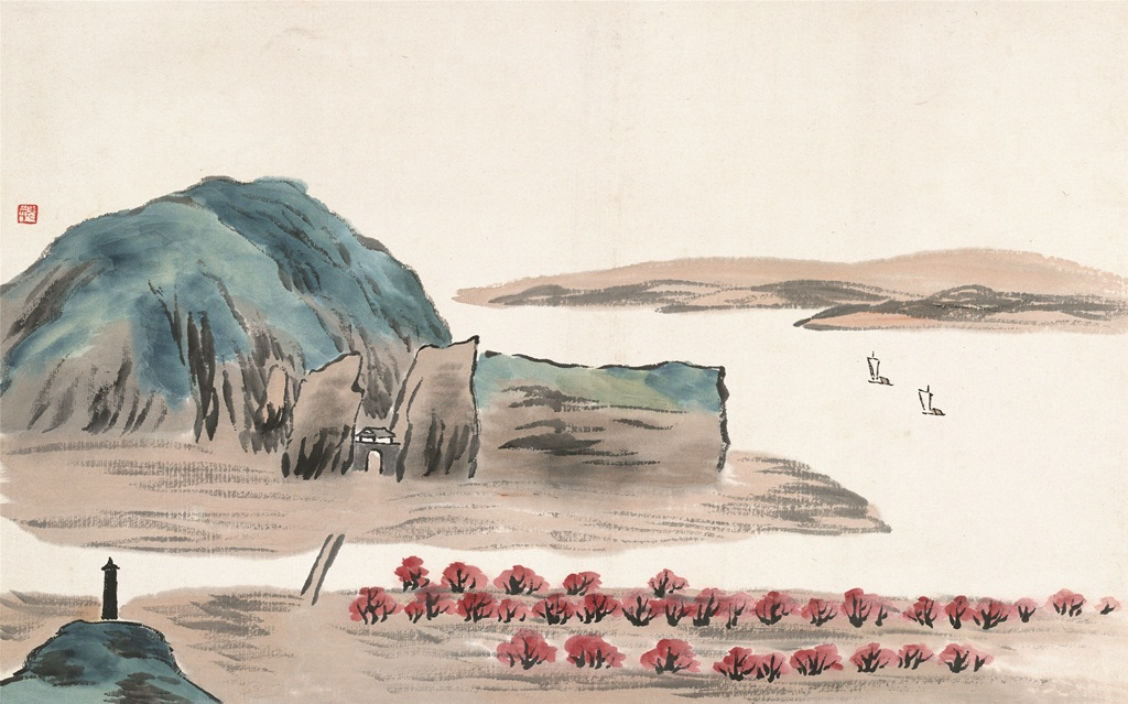 Theocharakis' Foundation New Exhibition of Qi Baishi 2