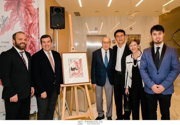 Theocharakis' Foundation New Exhibition of Qi Baishi 4