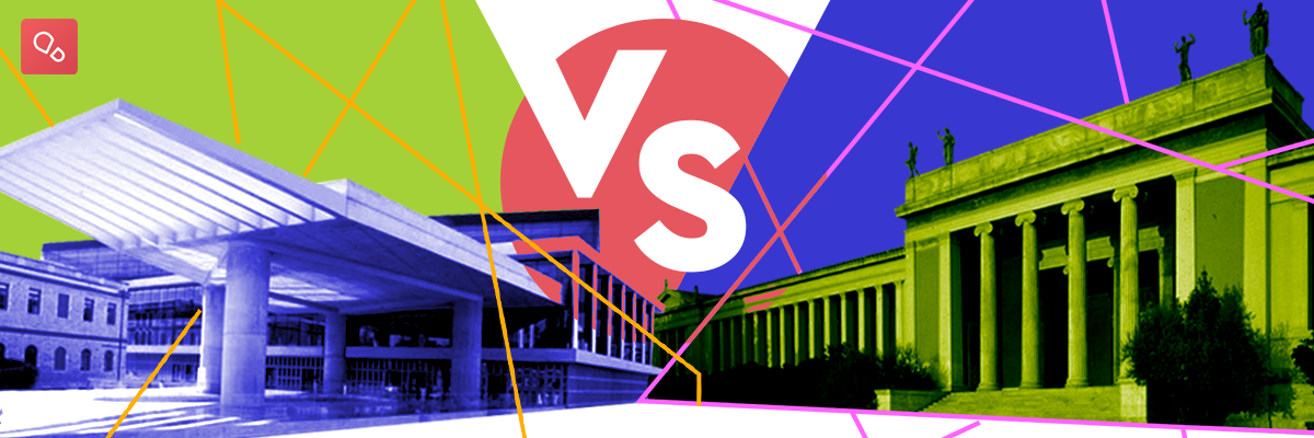 Acropolis Museum vs National Archaeological Museum of Athens