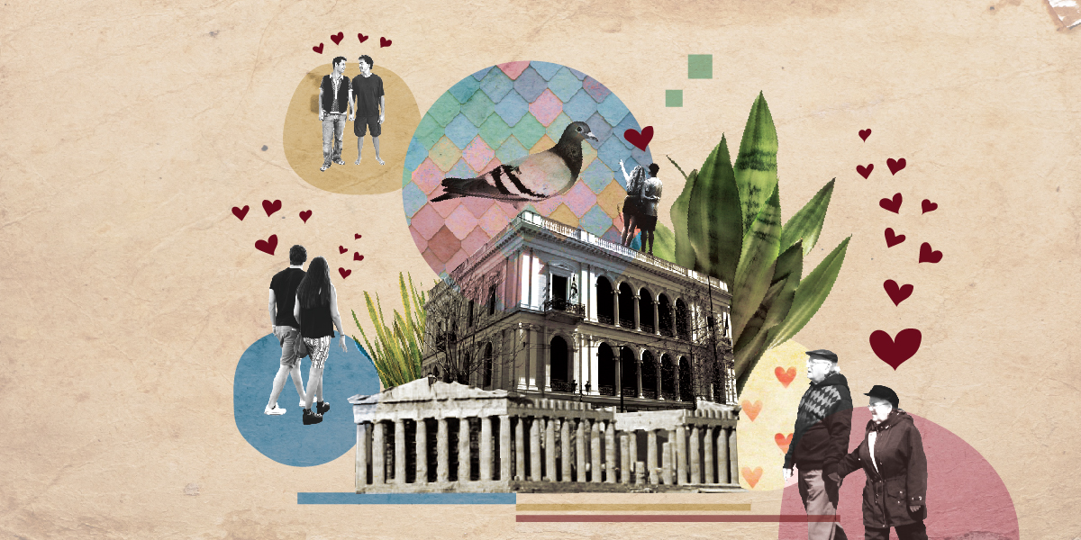 Athens: A Lover's Walk