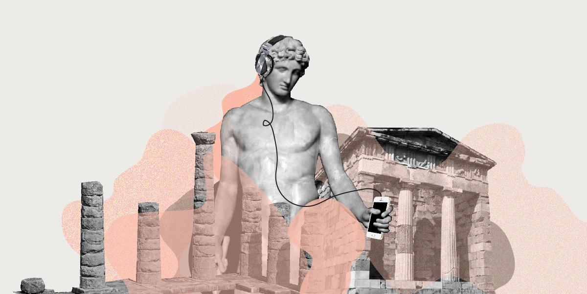 Delphi: a Must-Visit Archaelogical Site