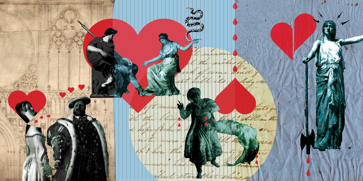 5 Love Stories that Went Terribly Wrong