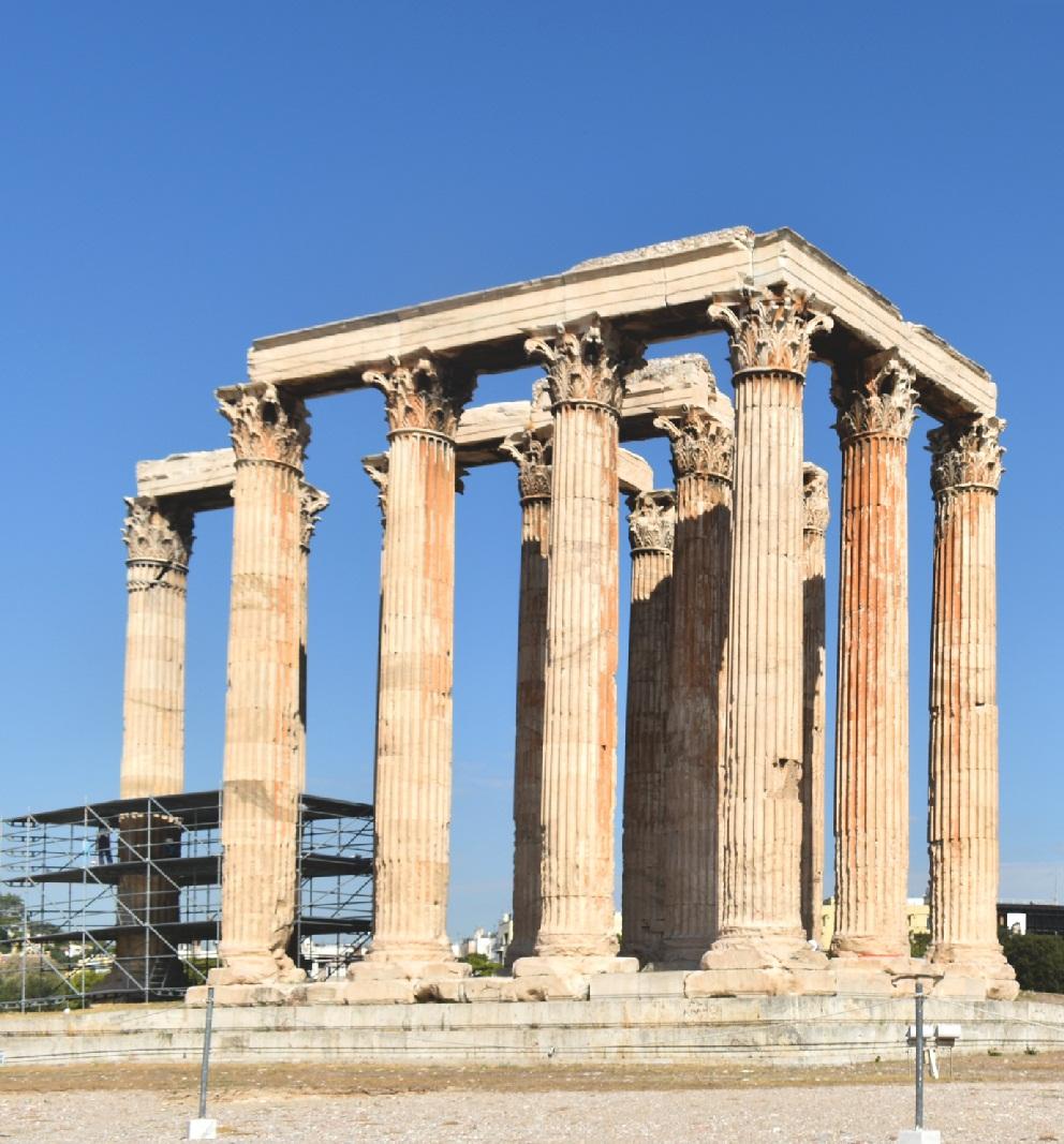 Temple of Olympian Zeus 1