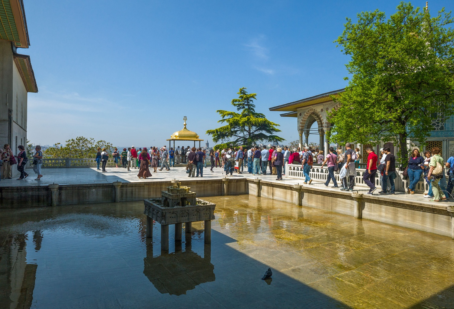 Topkapi Palace: the political center of the Ottoman Empire
