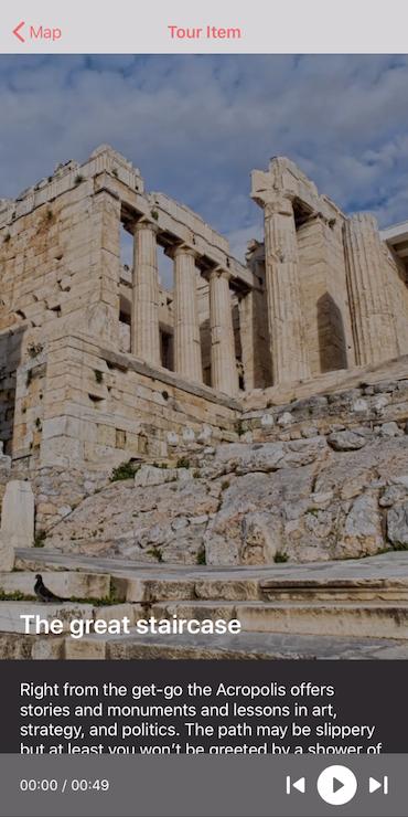cmt ios acropolis classic tour item