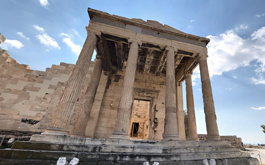 Acropolis HORIZONTAL STREET 1