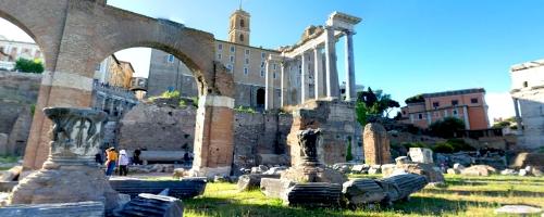 Roman Forum 360