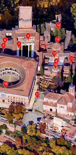 Alhambra Palace PORTRAIT SAT 5