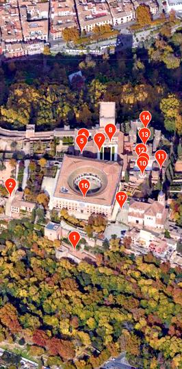 Alhambra Palace PORTRAIT SAT 6