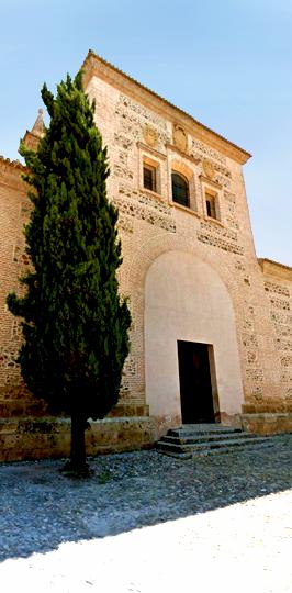 Alhambra Palace PORTRAIT STREET 1