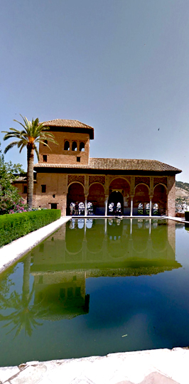 Alhambra Palace PORTRAIT STREET 3
