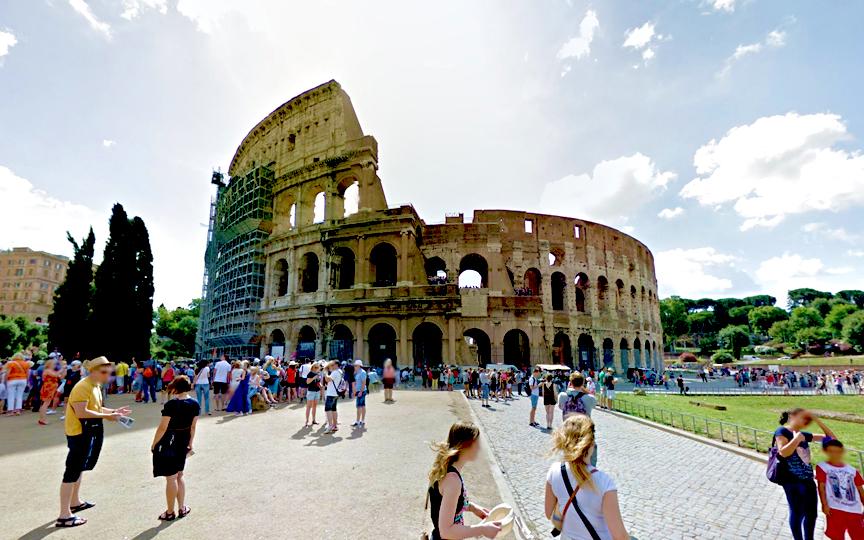 Colosseum HORIZONTAL STREET 1