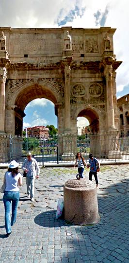 Colosseum PORTRAIT STREET 2