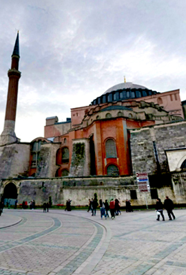 Hagia Sophia THUMB Short EDITED
