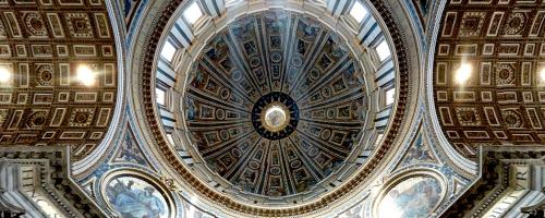 Peter's Basilica Header Short EDITED