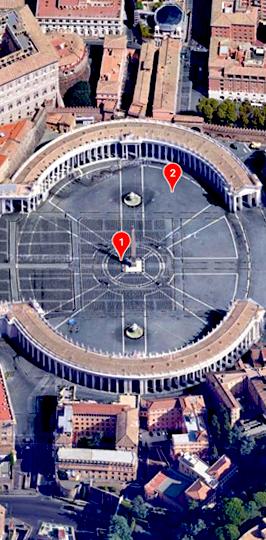 Peter's Basilica PORTRAIT SAT 4 1