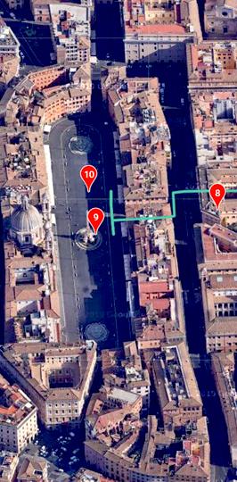 Rome's city PORTRAIT SAT 5