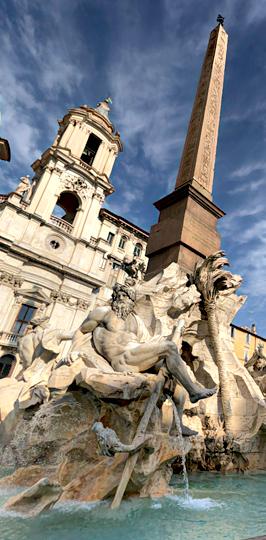 Rome's city PORTRAIT STREET 3