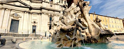 Rome city Header