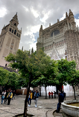 Seville Cathedral Thumb