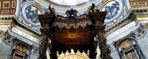 St. Peter's Basilica Header 1