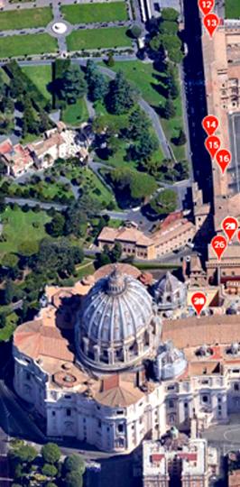 Vatican PORTRAIT SATELLITE 2