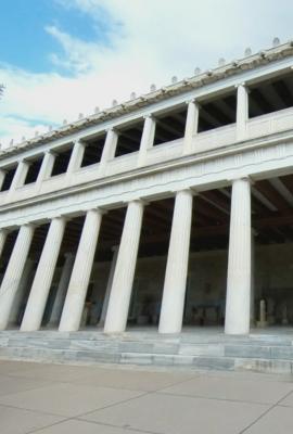 ancient agora THUMBNAIL