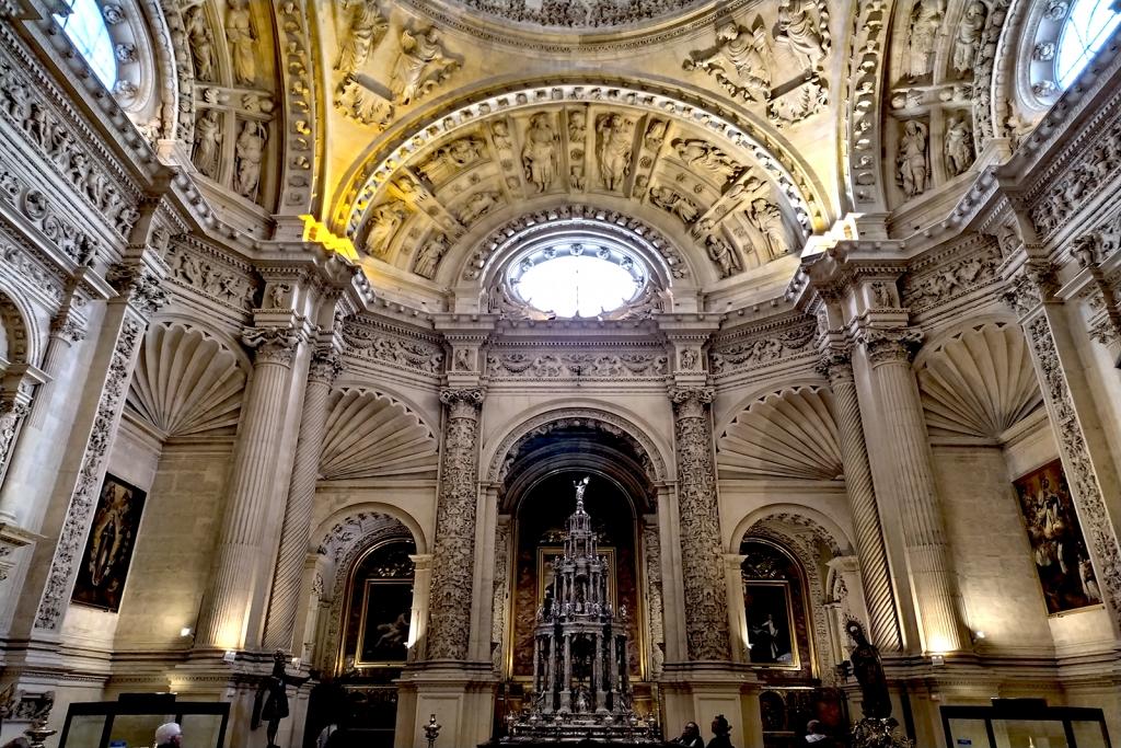Seville Cathedral Main Vestry